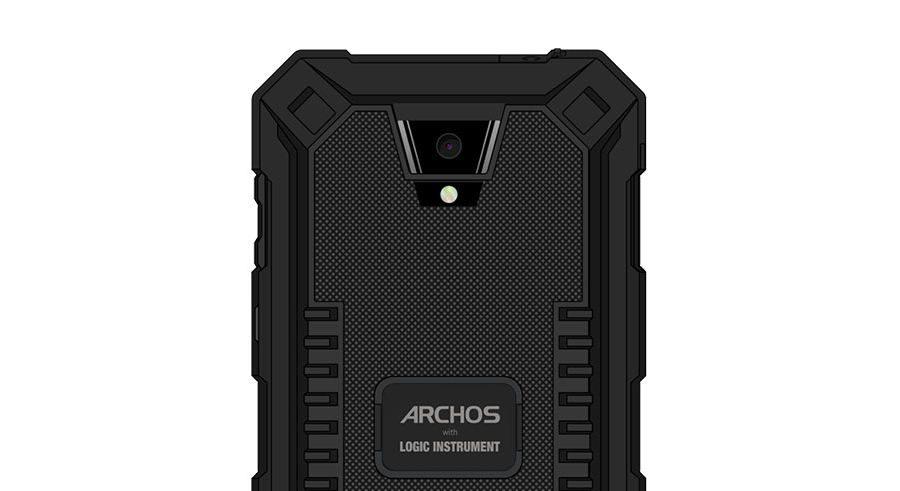 Archos 50 Saphir - камера