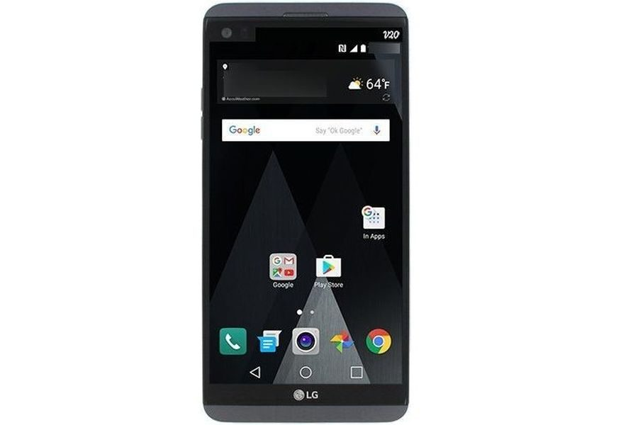 LG V20 - рендер от Эвана Бласса