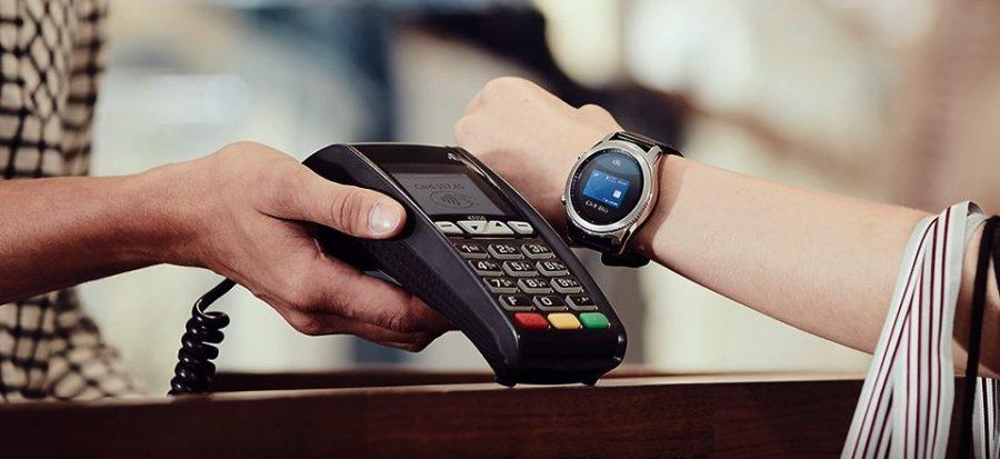 Бесконтактная оплата смарт-часами Gear S3 - карточка больше не нужна