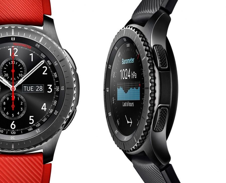 """Новые смарт-часы от Samsung обладают прекрасным дизайном, не уступающим """"швейцарской классике"""""""