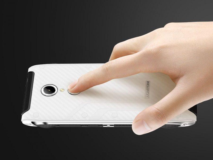 Сканер отпечатков пальцев HomTom HT20