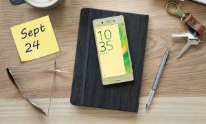 Sony Xperia X Compact дата выхода