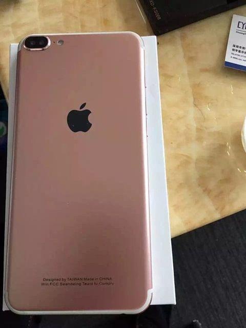 """""""Точная копия"""" Apple iPhone 7 (mtk) из Поднебесной за 150 долларов"""