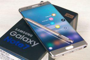 Старт продаж Samsung Galaxy Note 7 переносится на 16 сентября