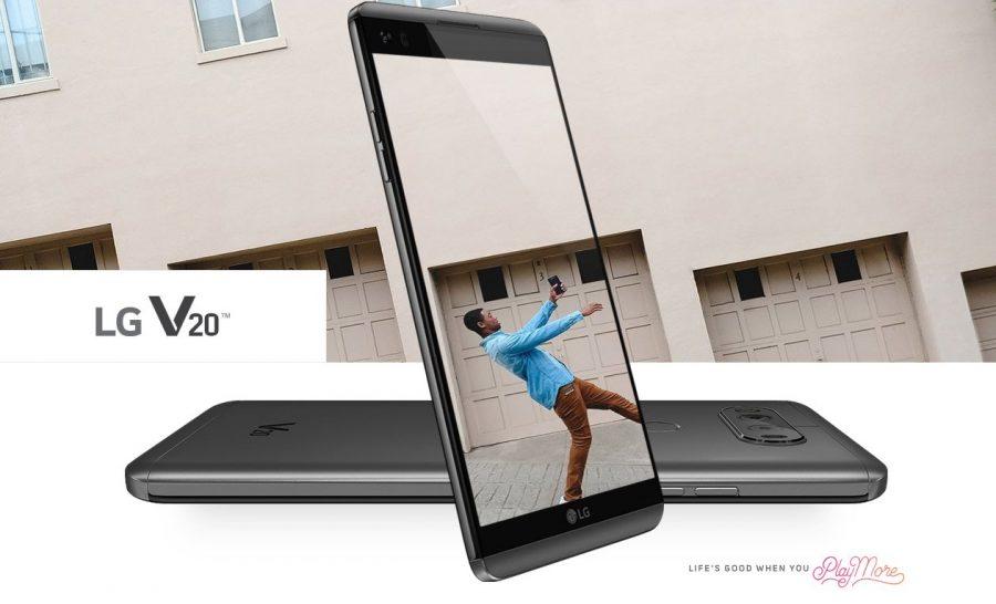 LG V20 - когда обычнй телефон хочется выбросить на свалку