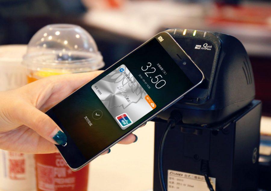 Технология Xiaomi Mi Pay в действии