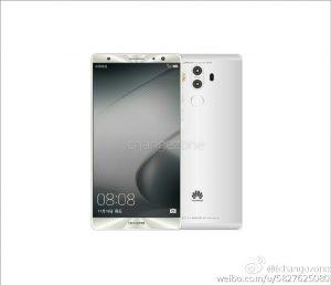 Huawei Mate 9 white - белый