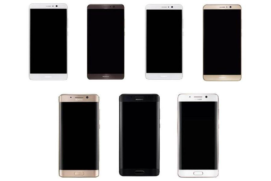 Две разных версии Huawei Mate 9: чисто китайская и международная