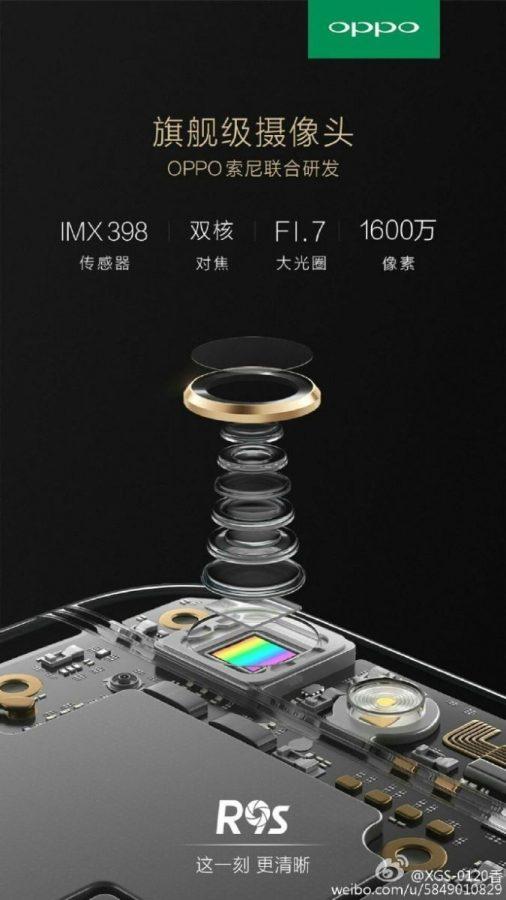 Модуль камеры Sony IMX398
