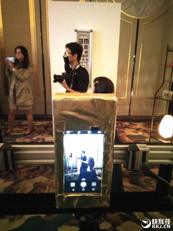 Huawei Mate 9 на презентации Kirin 960
