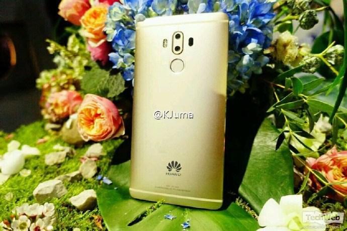 Новая порция фото Huawei Mate 9 от китайских инсайдеров