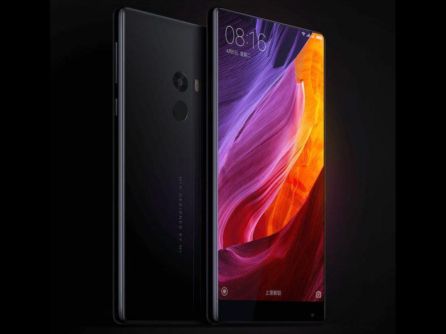 Инновационный дизайн Xiaomi Mi Mix