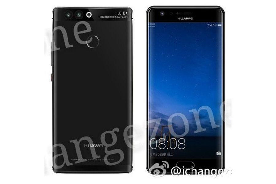"""Каким будет Huawei P10: новые утечки """"срывают"""" покровы тайны"""