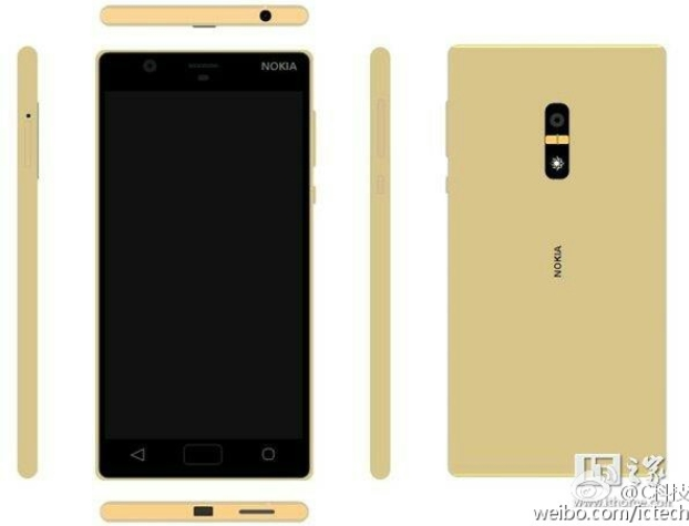 Рендеры Nokia D1C