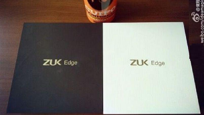 Упаковка ZUK Edge