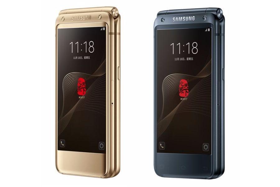 Дизайн Samsung SM-2017