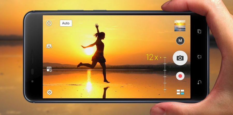 Аппаратный и цифровой зум ASUS ZenFone 3 Zoom