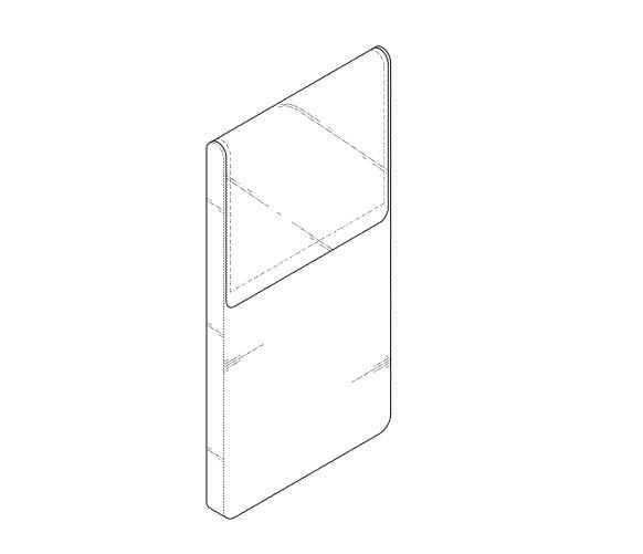 LG в поисках оригинального решения для складного смартфона