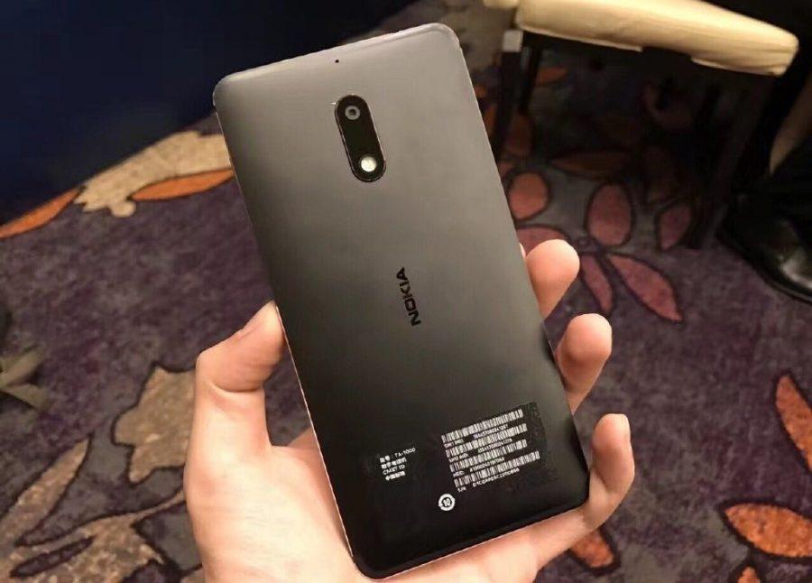 Смартфон Nokia 6: возвращение легендарного финского бренда