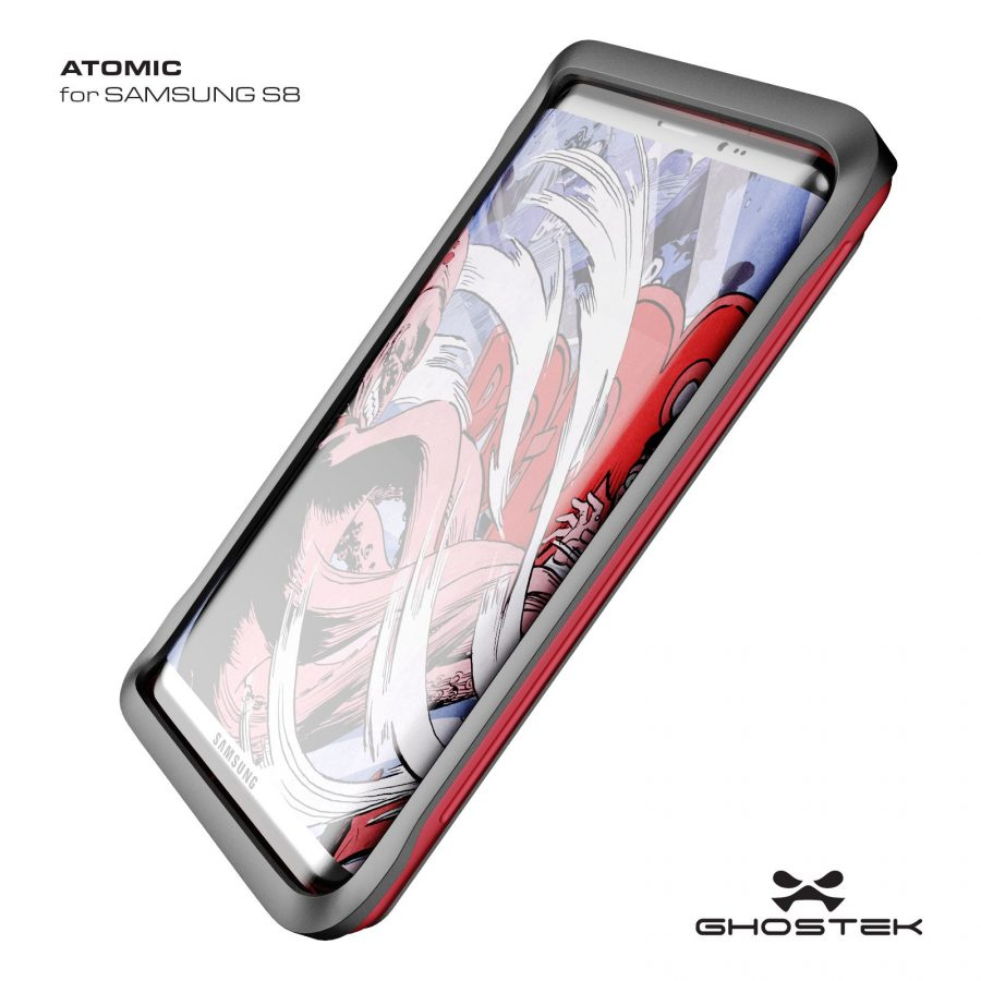 Galaxy S8 Waterproof Case | Ghostek® Atomic 3 Series