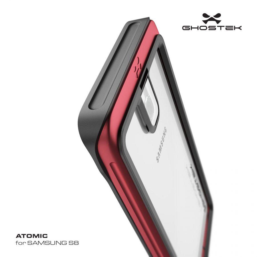 Galaxy S8 Waterproof Case   Ghostek® Atomic 3 Series