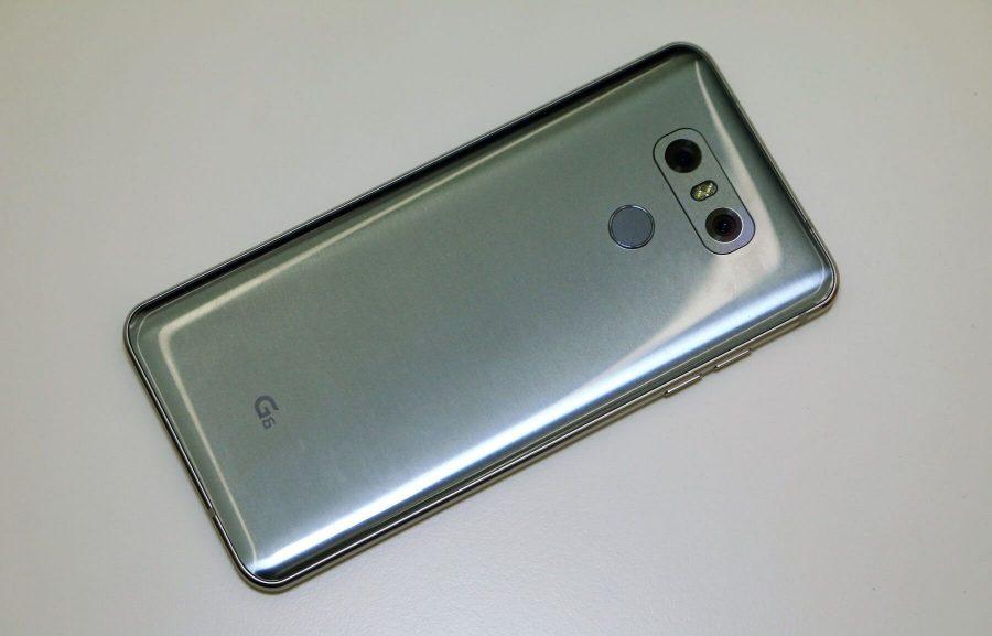 Защитное стекло LG G6
