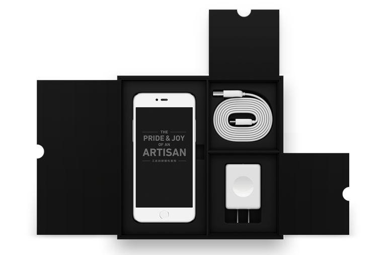 Распаковка Smartisan M1