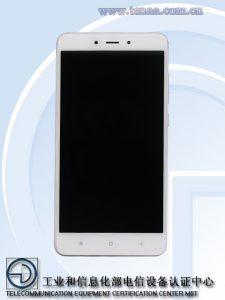 Xiaomi Redmi Note 4X - TENAA - 1