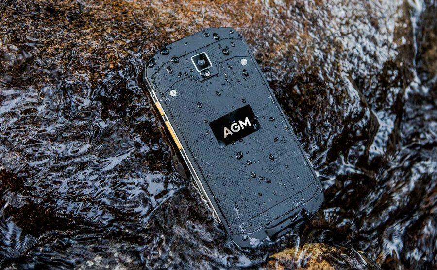 AGM A8 готов к любым испытаниям