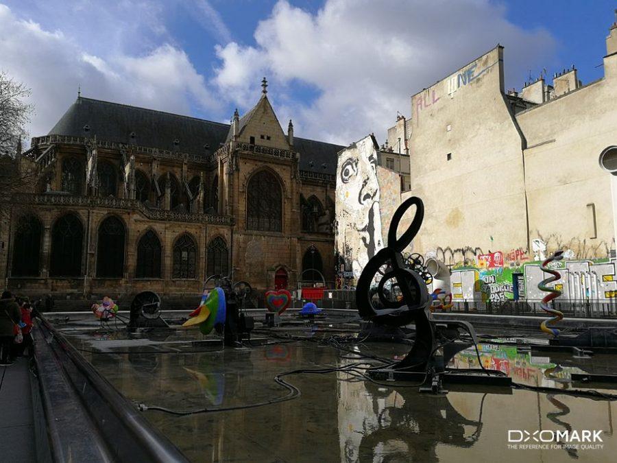 Городские съемки при дневном свете