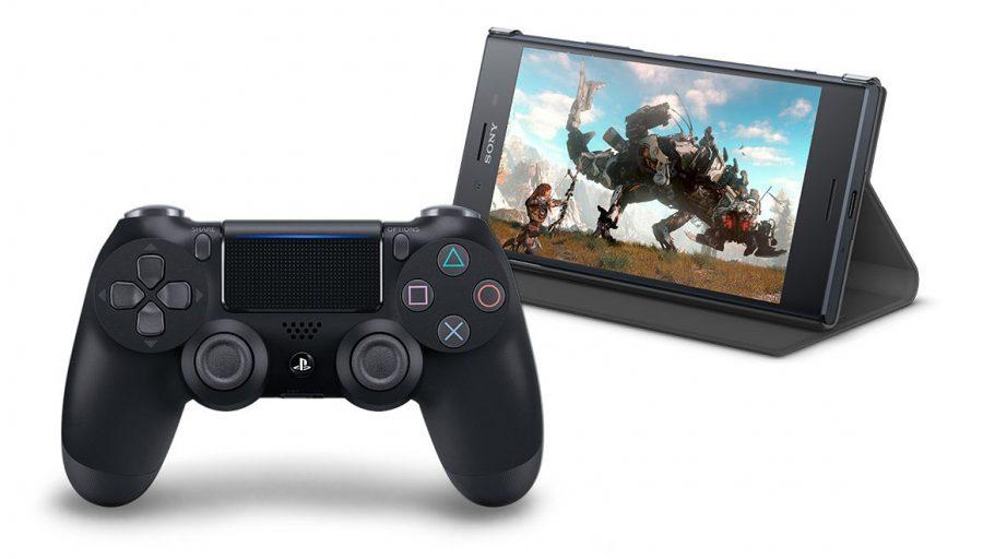 Удаленное управление PS4