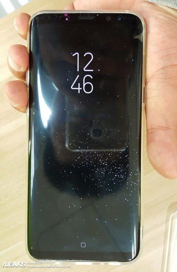 Дисплей Samsung Galaxy S8