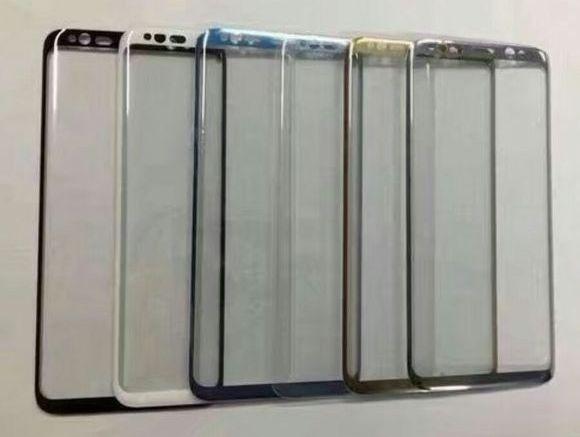 Расцветки Samsung Galaxy S8