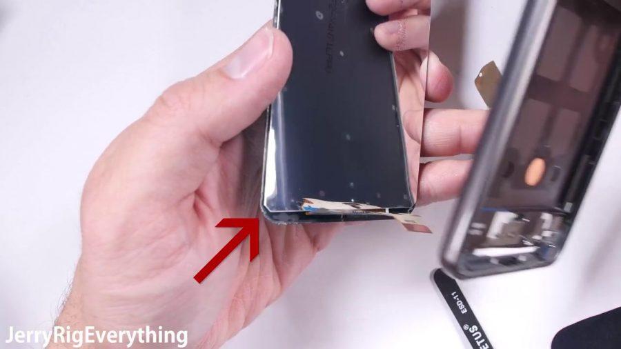 Разборка LG G6