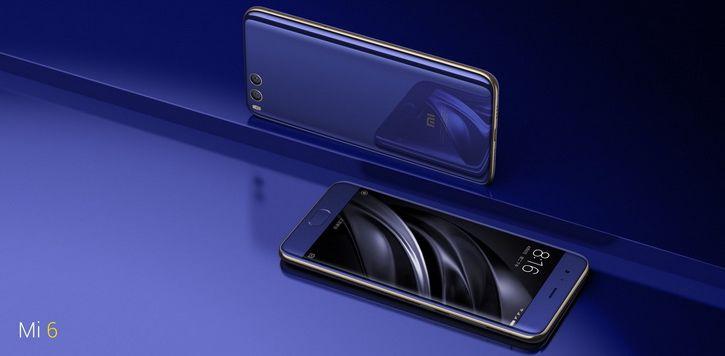 Дизайн Xiaomi Mi6