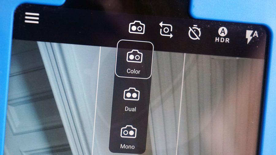 Три режима работы основной камеры