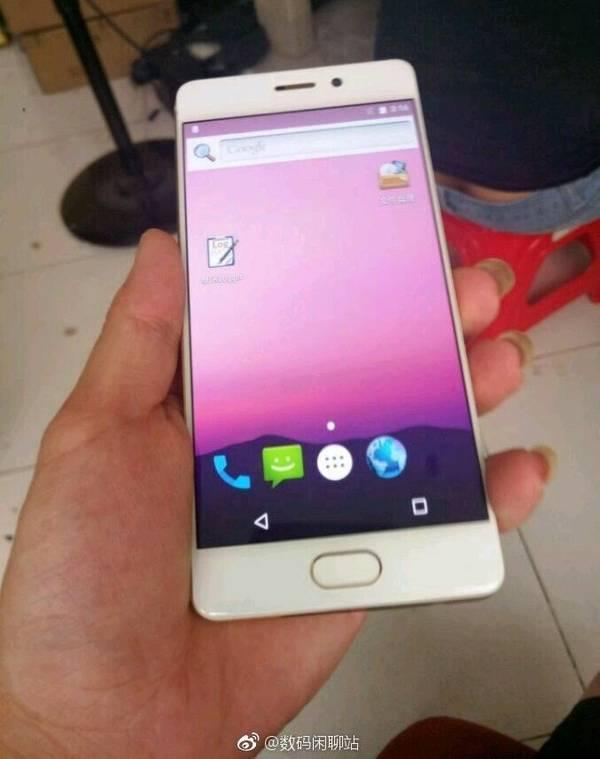 Основной экран Meizu Pro 7
