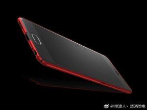 Рендер Meizu Pro 7
