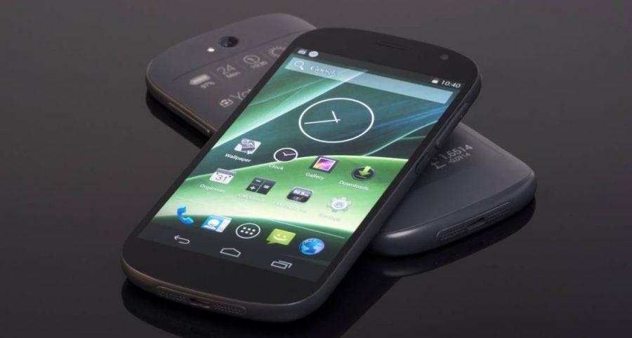 Концептуальный YotaPhone