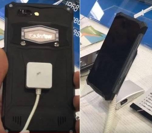 Дизайн Blackview BV9000 Pro