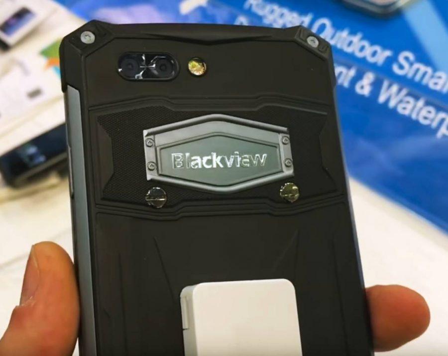 Двойная камера Blackview BV9000 Pro