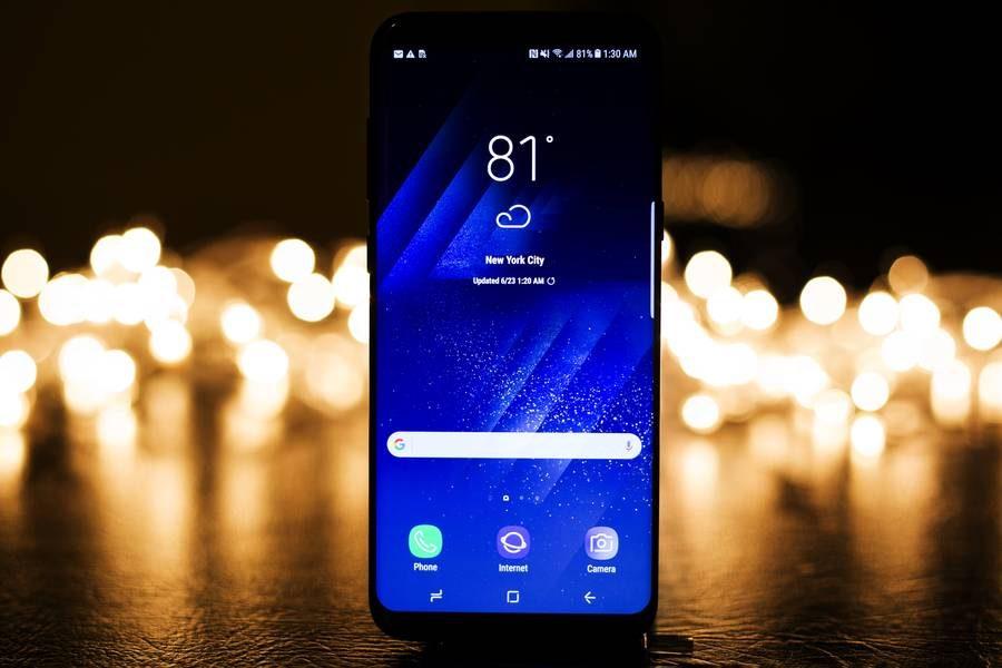 Продажи Samsung Galaxy S8 идет не так хорошо, как ожидалось