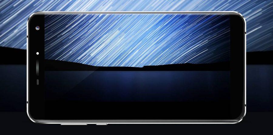 Таким представляет экран Oukitel U11 Plus производитель в рекламной продукции