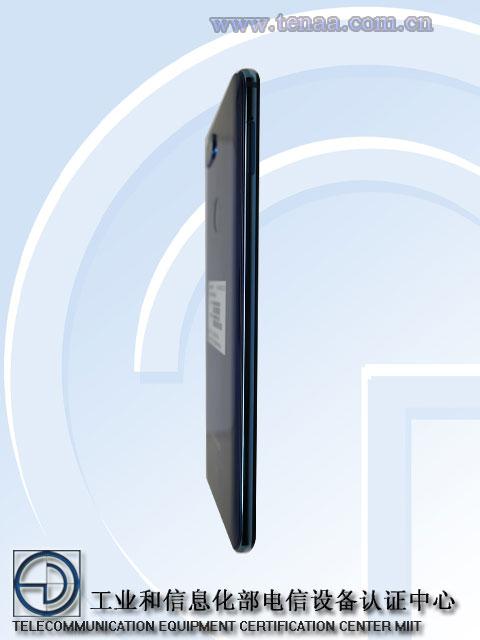 Gionee S11 вид слева