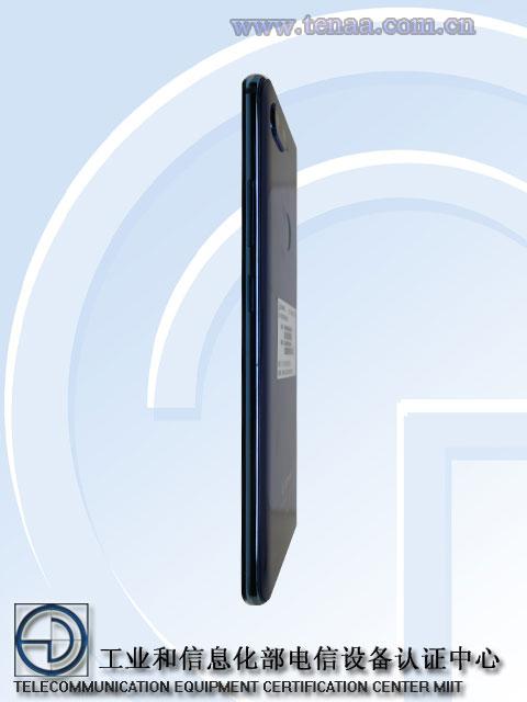 Gionee S11 вид справа