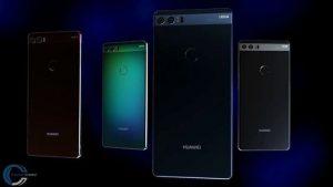 Концепт Huawei P11