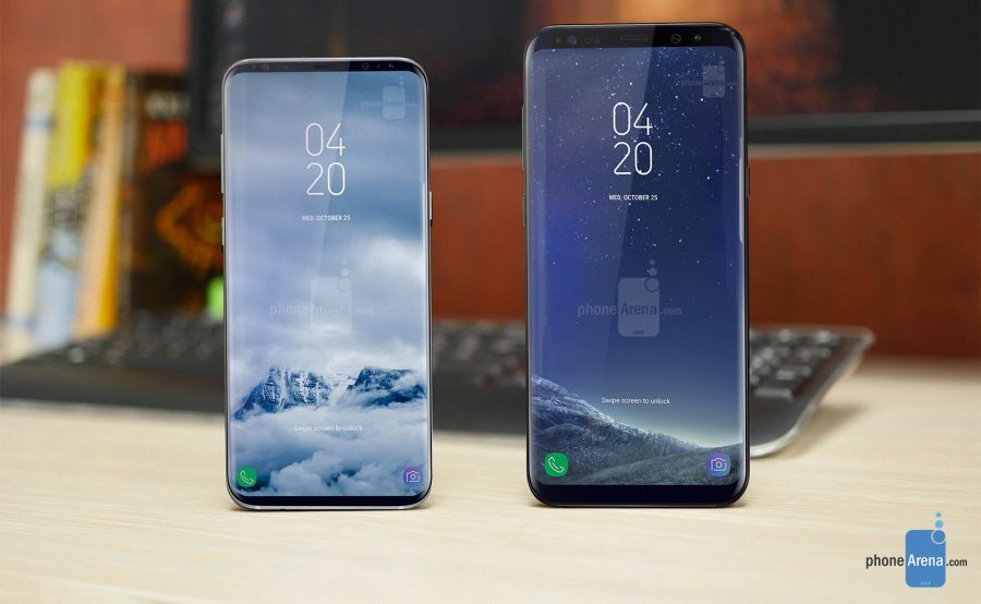Samsung Galaxy S9 vs Galaxy S8 Plus