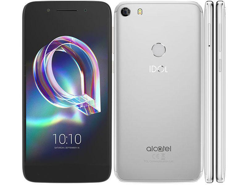 Alcatel Idol 5 - типичный смартфон на базе MediaTek MT6753