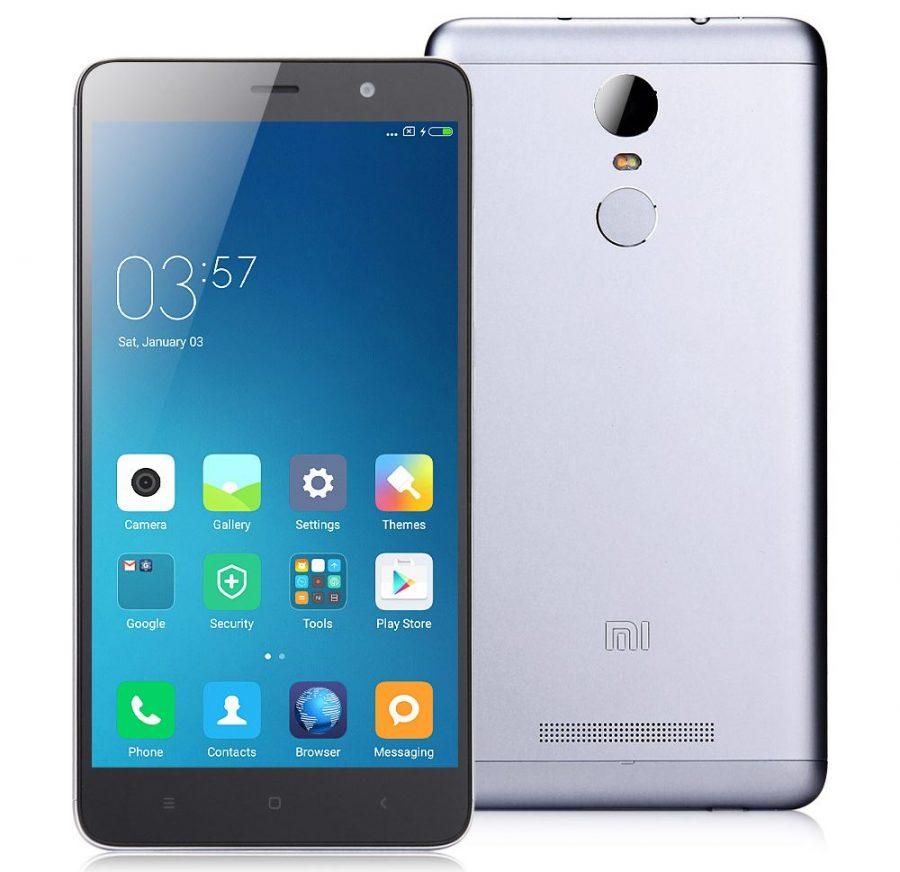 Xiaomi Redmi Note 3 - типичный представитель