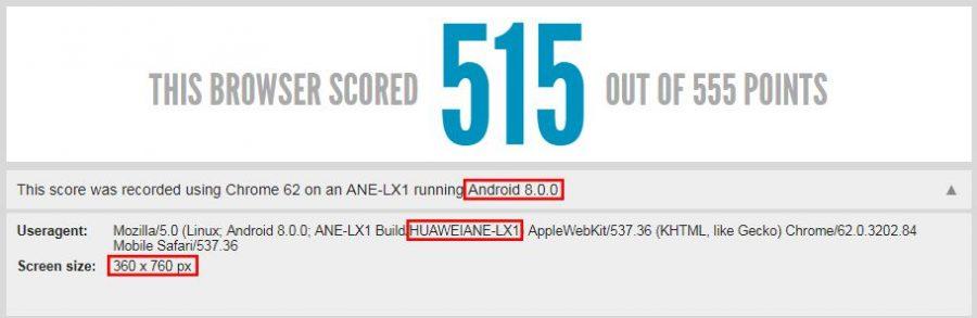 Huawei ANE-LX1